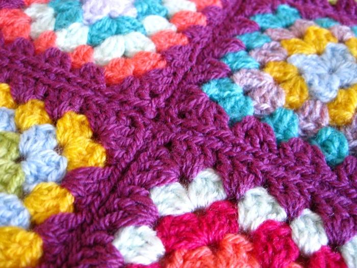 Уроки вязания шарфа крючком