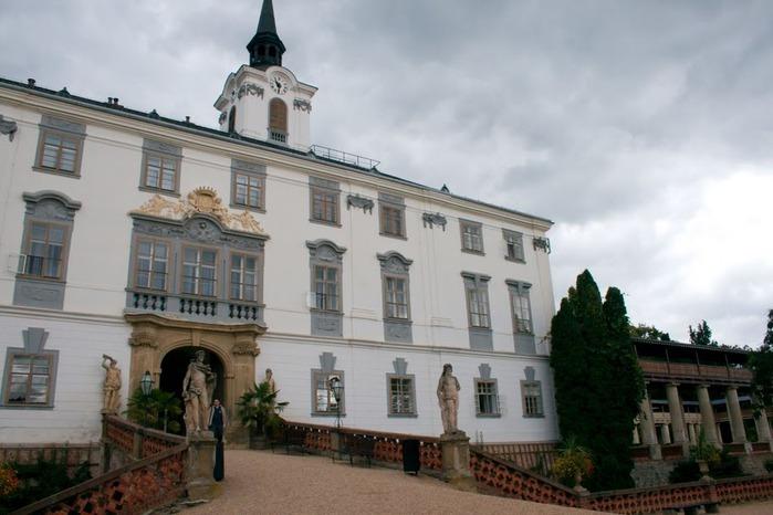 Замок Лысице (Lysice) 51965
