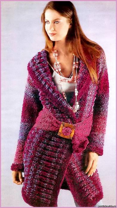 Метки: вязание