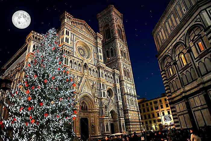 Рождественская Флоренция