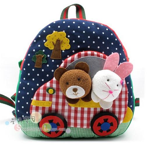 孩子们的小背包(淘宝里的) - maomao - 我随心动