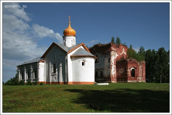 Николо-Косинский монастырь. современный вид/3764841_kosino1 (700x466, 221Kb)