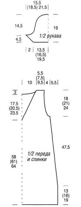 Вам потребуется: 600 (600) 700 г красной пряжи Clip (100% хлопка, 166 м/100 г); крючок 3 и 3,5. Основной узор: число...