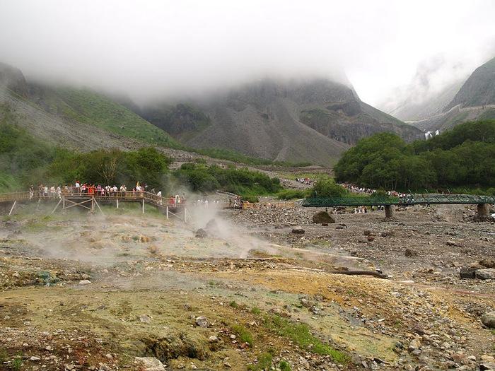 Чанбайшань – биосферный заповедник Китая 37513