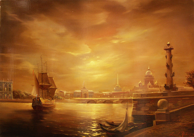 Парадный Петербург (650x461, 104Kb)