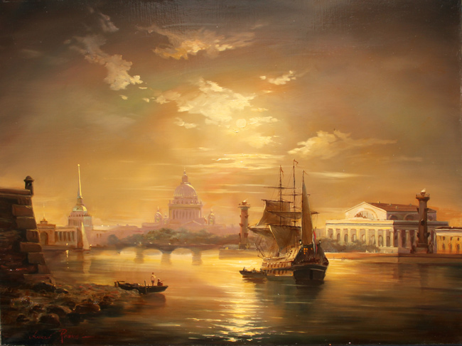 Петербургский вечерний вальс (650x487, 118Kb)
