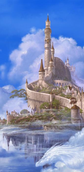 Замок (342x699, 220Kb)