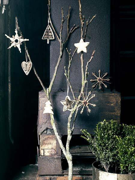 Оригинальное новогоднее украшение своими руками