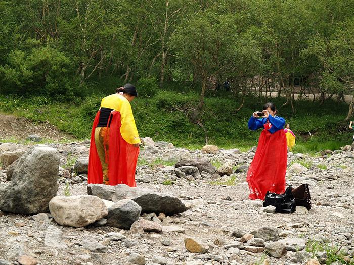 Чанбайшань – биосферный заповедник Китая 59231