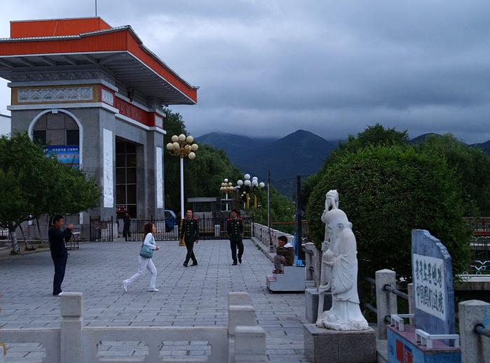 Чанбайшань – биосферный заповедник Китая 91271