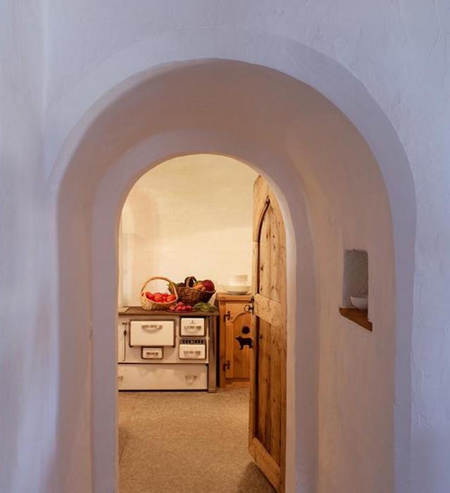 Оригинальные проекты и строительство коттеджей - дом в Сан-Лоренцо