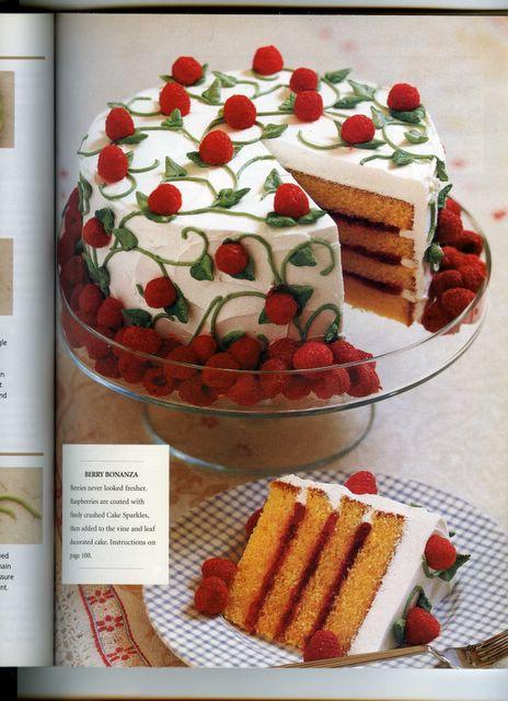 Интересные рецепты тортов детских