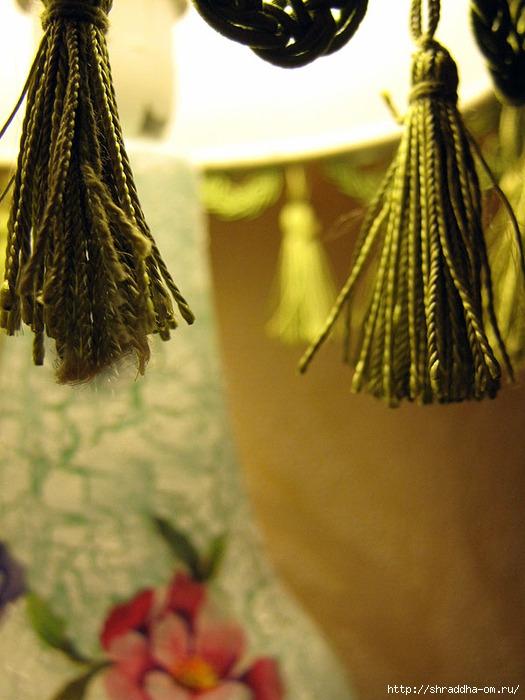 настольная лампа абажур в стиле винтаж, автор Shraddha, 1 (525x700, 228Kb)
