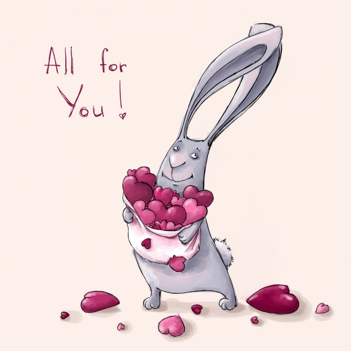 1901311_Valentine_rabbits (700x700, 170Kb)