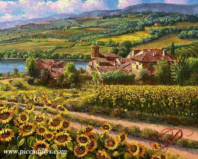 tuscanysunflowersa (650x521, 160Kb)