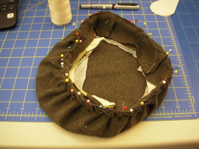 Шляпка для зайца мастер класс фото #4