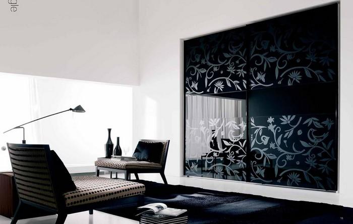 Элегантный шкаф-купе в интерьере вашего дома