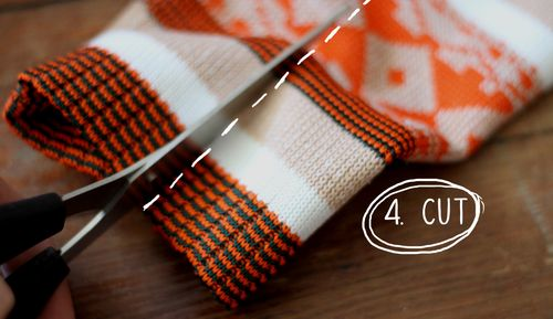 Перешиваем вязаную кофту в сарафан.  Мастер-класс.