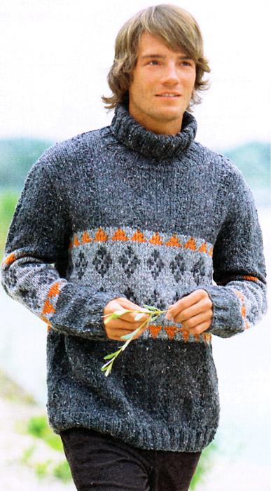 Для мужчин свитера на Ярмарке