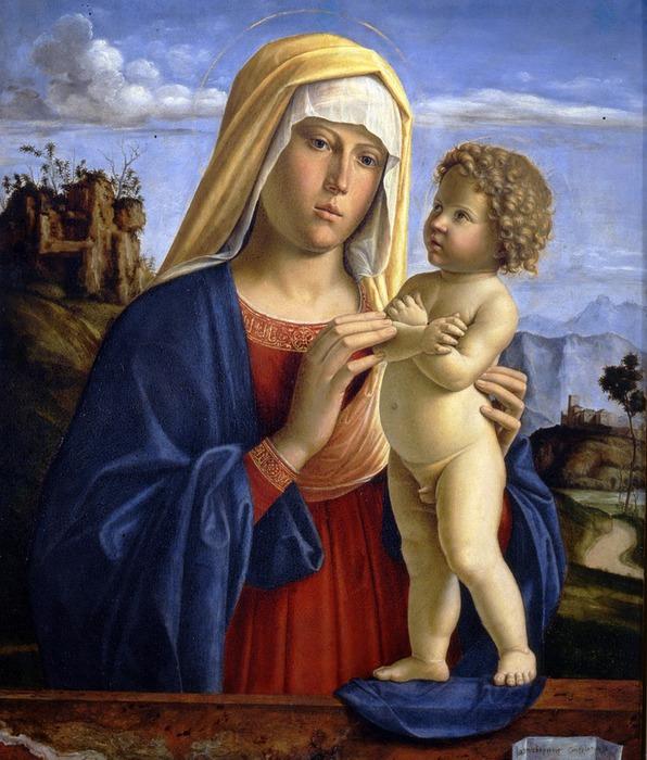 Cima_da_Conegliano,_Madonna_con_il_Bambino,_Bologna,_Pinacoteca_Nazionale (596x700, 138Kb)