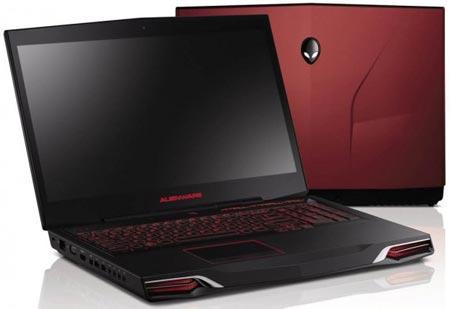 ноутбука Dell Alienware M17xR3 (450x309, 13Kb)