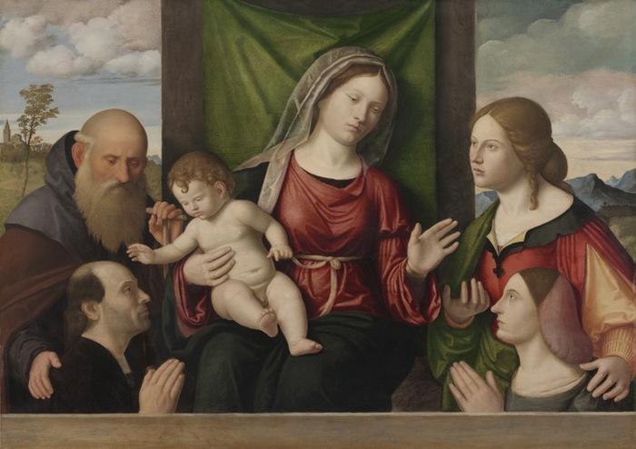 Cima_da_Conegliano,_Madonna_col_Bambino_e_santi (700x494, 96Kb)