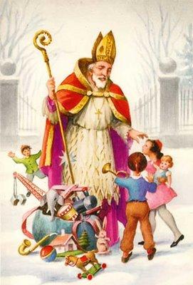 Умер святой николай чудотворец