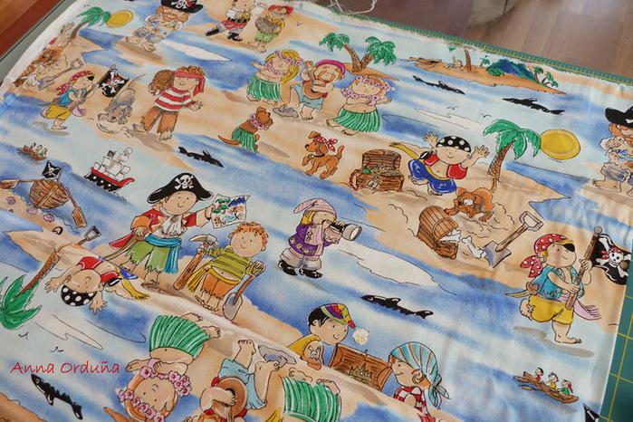 Как сшить детское одеяло
