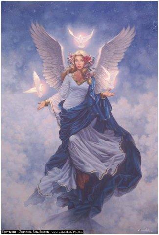 ангелов-хранителей....