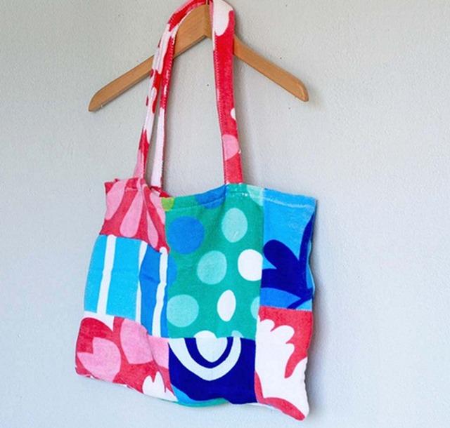 Все - ваша пляжная сумка готова!