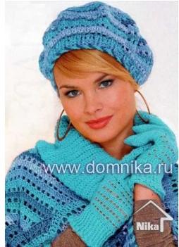 Берет-шапочка крючком-для девушек/4683827_20120110_140404 (254x351, 34Kb)