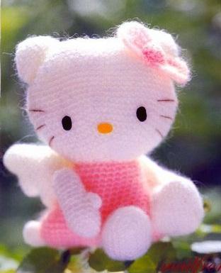 Hello Kitty - ангел