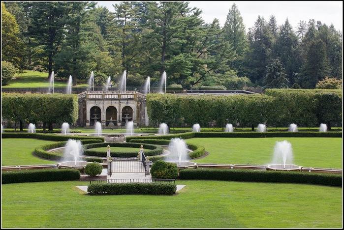 Сады Лонгвуда, Пенсильвания, США. 63290
