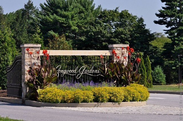 Сады Лонгвуда, Пенсильвания, США. 36634