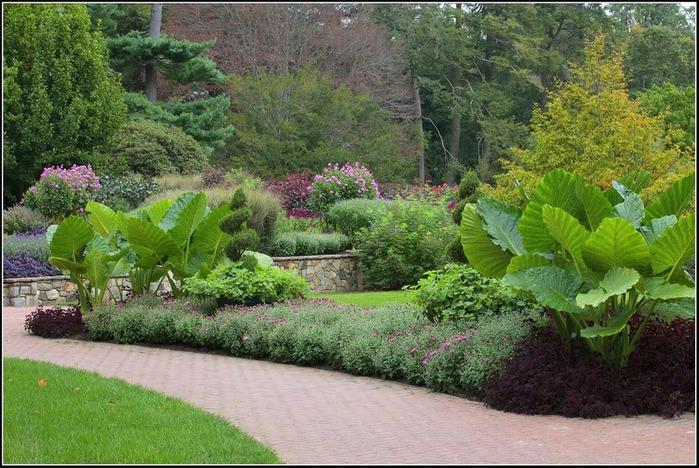 Сады Лонгвуда, Пенсильвания, США. 54849