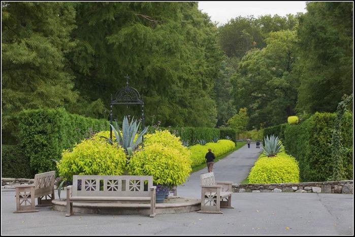 Сады Лонгвуда, Пенсильвания, США. 40246