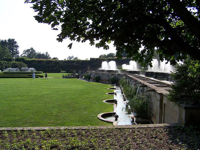 Сады Лонгвуда, Пенсильвания, США. 48013