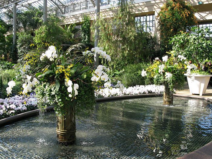 Сады Лонгвуда, Пенсильвания, США. 95586
