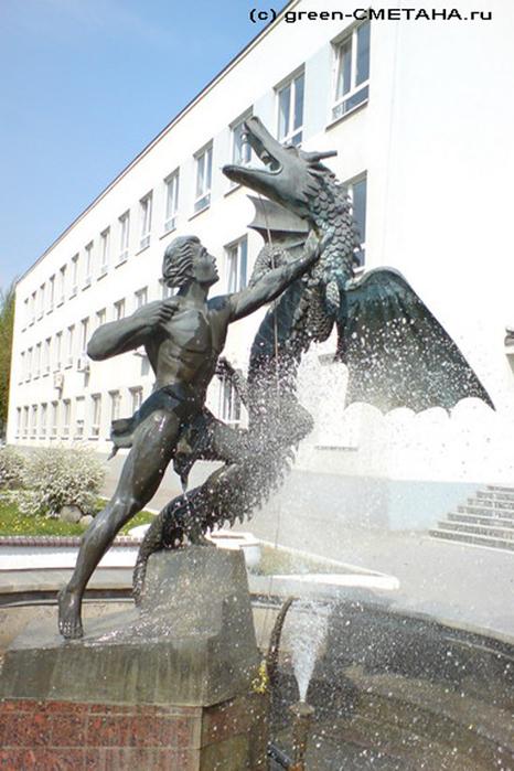 Фонтан Минска (466x700, 266Kb)