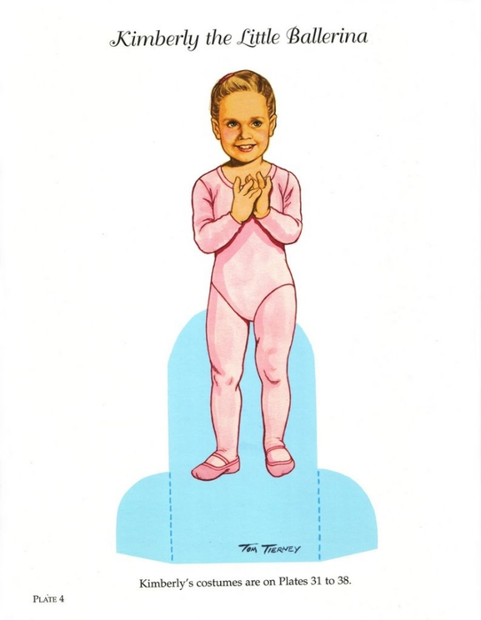 Little Dancers Tom Tierney (7) (542x700, 100Kb)