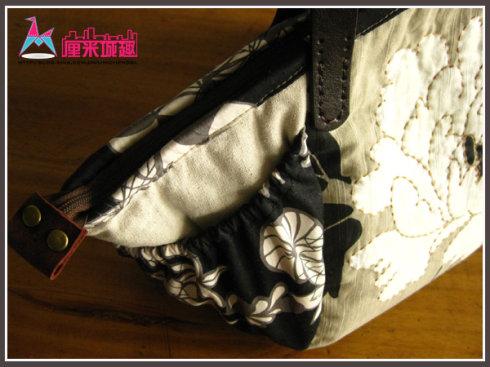 Выкройка дамской сумочки