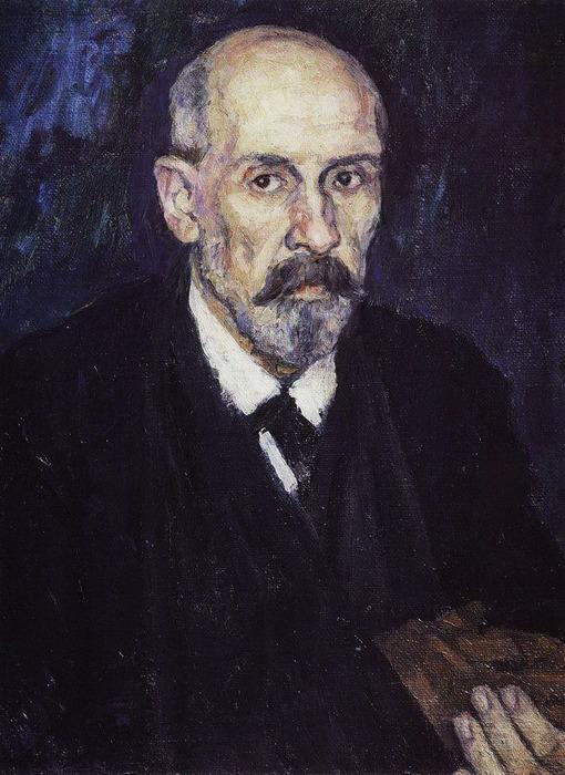 Человек с больной рукой 1913 (510x700, 129Kb)