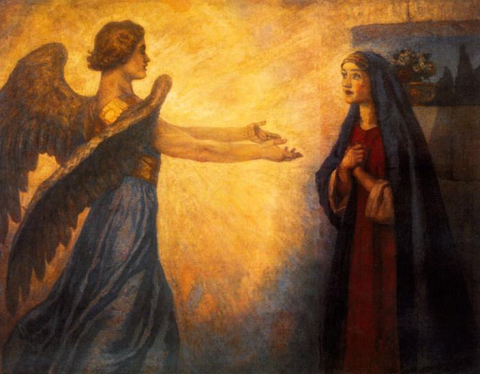 Благовещение  1914 (700x544, 104Kb)