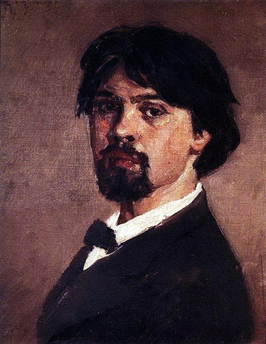 Автопортрет. 1879 (541x700, 142Kb)