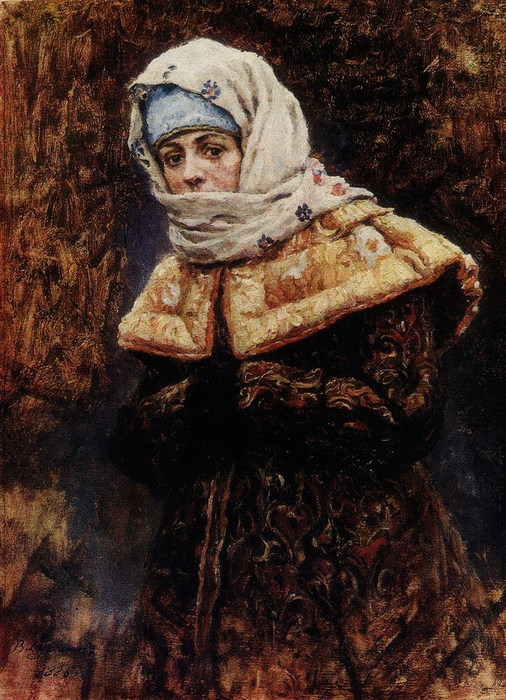 Боярышня. 1886 (506x700, 148Kb)