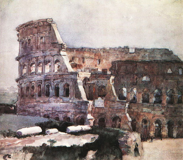 Колизей. 1884 (700x611, 167Kb)