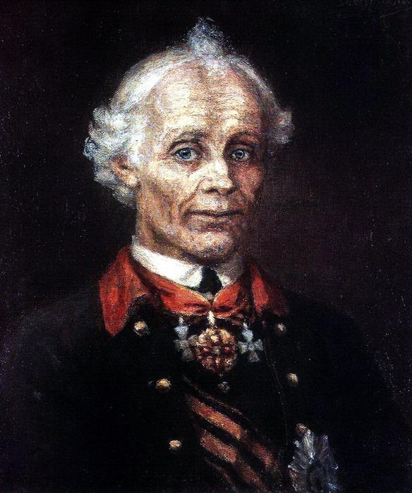 Портрет А. В. Суворова. 1907 (584x700, 130Kb)