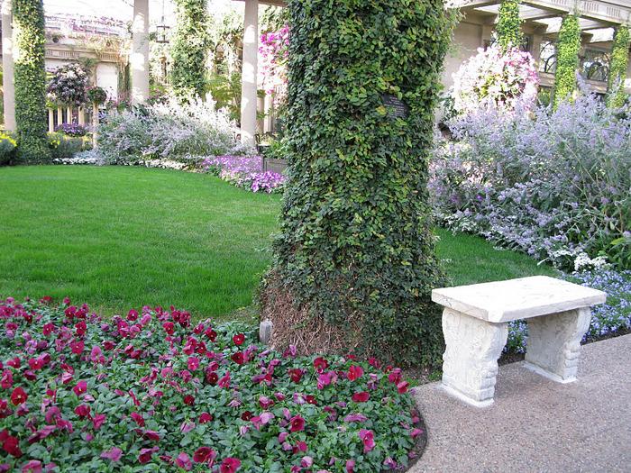 Сады Лонгвуда, Пенсильвания, США. 94850