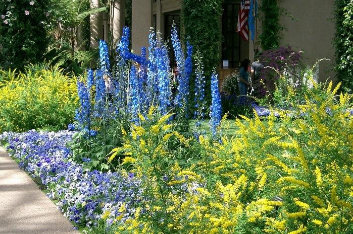Сады Лонгвуда, Пенсильвания, США. 20379