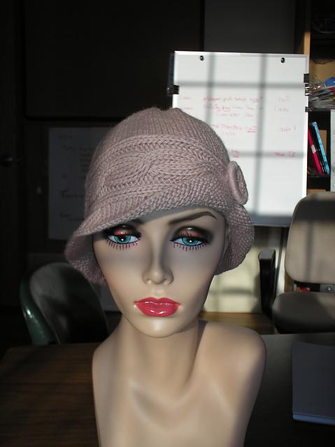 """针织帽子:""""普罗旺斯"""" - maomao - 我随心动"""